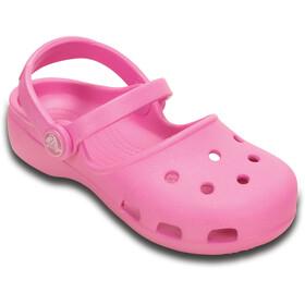 Crocs Karin Clogs Kids Party Pink